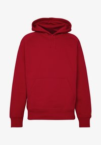 Carhartt WIP - HOODED CHASE  - Sweat à capuche - etna red/gold - 3