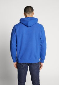 Carhartt WIP - HOODED CHASE  - Sweat à capuche - submarine/gold