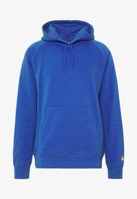 Carhartt WIP - HOODED CHASE  - Sweat à capuche - submarine/gold - 4