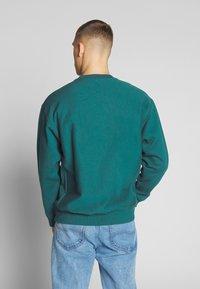 Carhartt WIP - AMERICAN SCRIPT - Sweatshirt - moody blue - 2