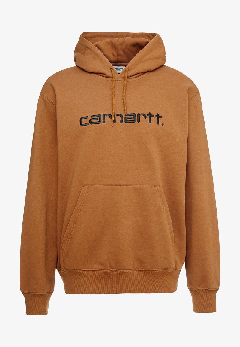 Hamilton À black Carhartt Wip Capuche HoodedSweat Brown 0wk8PXNnO