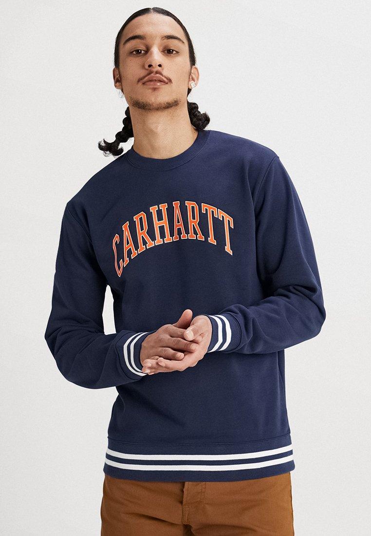 Carhartt WIP - KNOWLEDGE - Mikina - blue