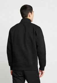 Carhartt WIP - CHASE NECK ZIP  - Sweatshirt - black/gold - 2
