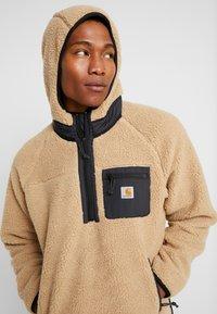Carhartt WIP - PRENTIS - Lehká bunda - dusty hamilton brown - 4