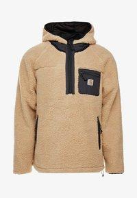 Carhartt WIP - PRENTIS - Lehká bunda - dusty hamilton brown - 3
