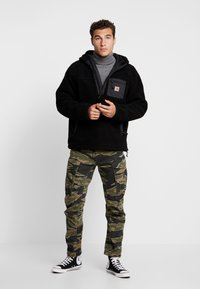 Carhartt WIP - PRENTIS - Summer jacket - black - 1