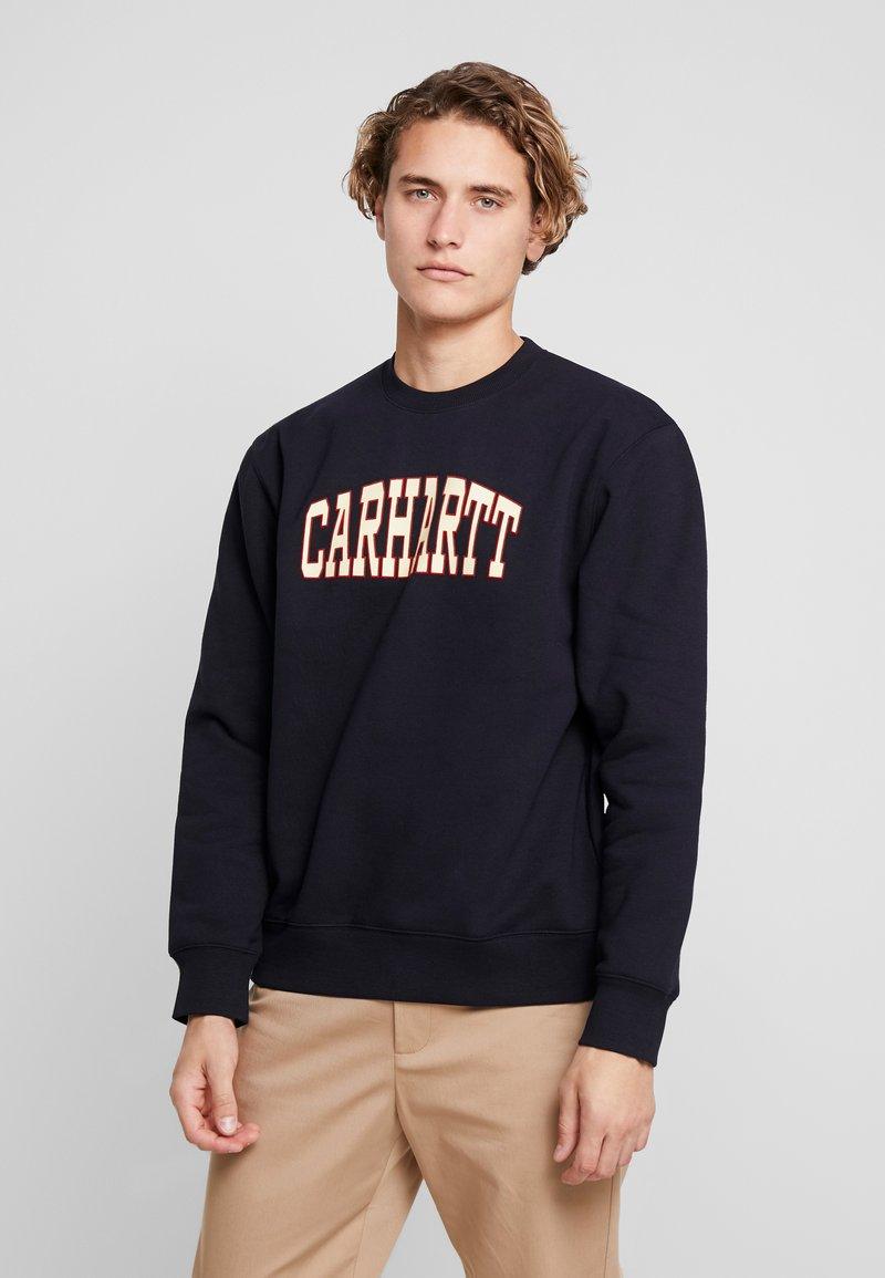 Carhartt WIP - THEORY  - Sweater - dark navy