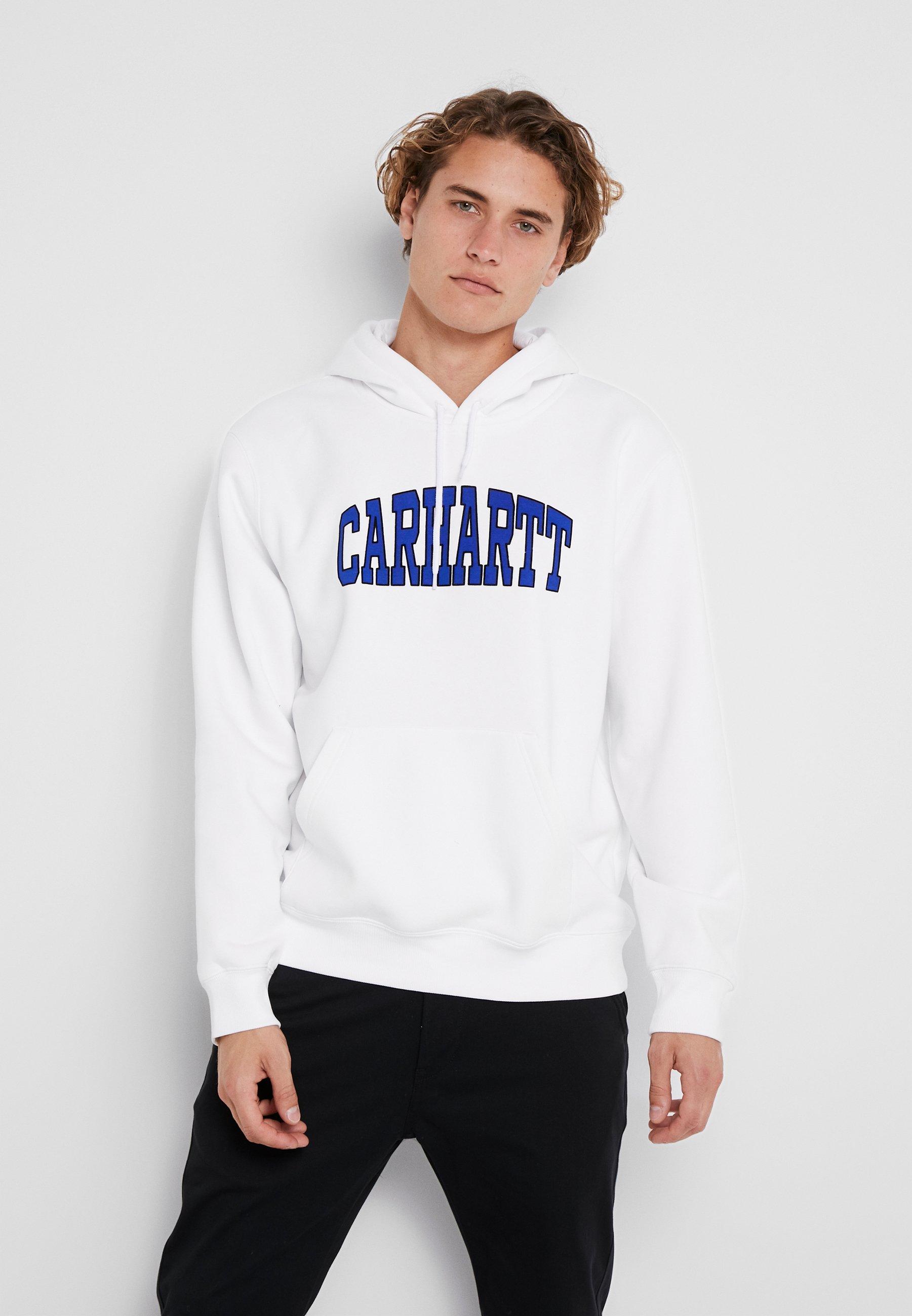 Hooded TheorySweat À Wip White Capuche Carhartt 7gYbvf6y