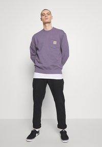 Carhartt WIP - POCKET - Sweatshirt - decent purple - 1
