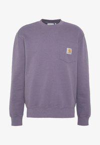 Carhartt WIP - POCKET - Sweatshirt - decent purple - 3