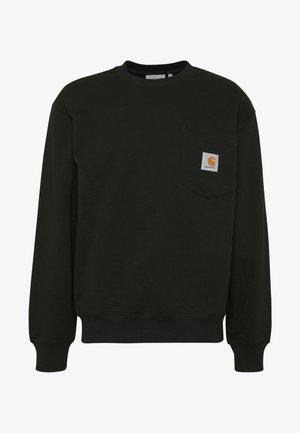 POCKET - Sweatshirt - black