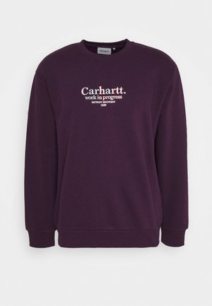 COMMISSION - Sweatshirt - boysenberry