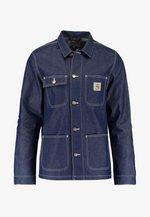 MICHIGAN CHORE NORCO - Denim jacket - blue rigid