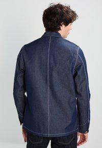 Carhartt WIP - MICHIGAN CHORE NORCO - Denim jacket - blue rigid - 2
