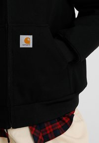 Carhartt WIP - ACTIVE PILE DEARBORN - Kurtka zimowa - black - 5