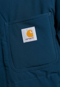 Carhartt WIP - ALPINE COAT - Winterjas - duck blue/black - 6