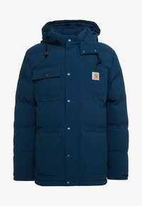 Carhartt WIP - ALPINE COAT - Winterjas - duck blue/black - 5