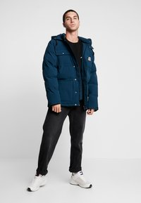 Carhartt WIP - ALPINE COAT - Winterjas - duck blue/black - 1