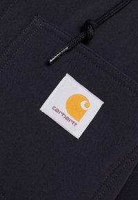 Carhartt WIP - ALPINE COAT - Talvitakki - black / hamilton brown - 6