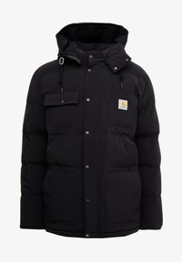 Carhartt WIP - ALPINE COAT - Winterjas - black / hamilton brown - 5