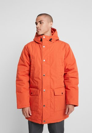 TROPPER - Parka - brick orange