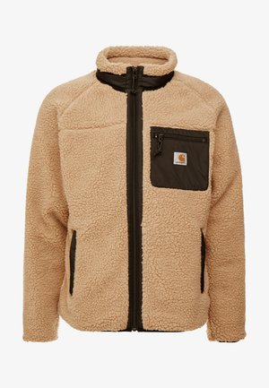 PRENTIS LINER - Summer jacket - dusty hamilton brown