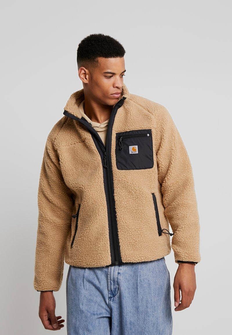Carhartt WIP - PRENTIS LINER - Summer jacket - dusty hamilton brown