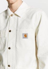 Carhartt WIP - MICHIGAN COAT DEARBORN - Korte jassen - wax rinsed - 5