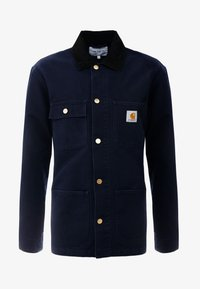 Carhartt WIP - MICHIGAN COAT DEARBORN - Tunn jacka - dark navy rinsed - 4