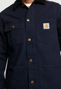 Carhartt WIP - MICHIGAN COAT DEARBORN - Tunn jacka - dark navy rinsed - 5