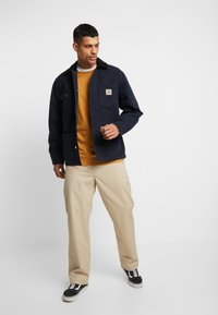 Carhartt WIP - MICHIGAN COAT DEARBORN - Tunn jacka - dark navy rinsed - 1