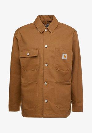 CHORE COAT JASPER - Tunn jacka - brown