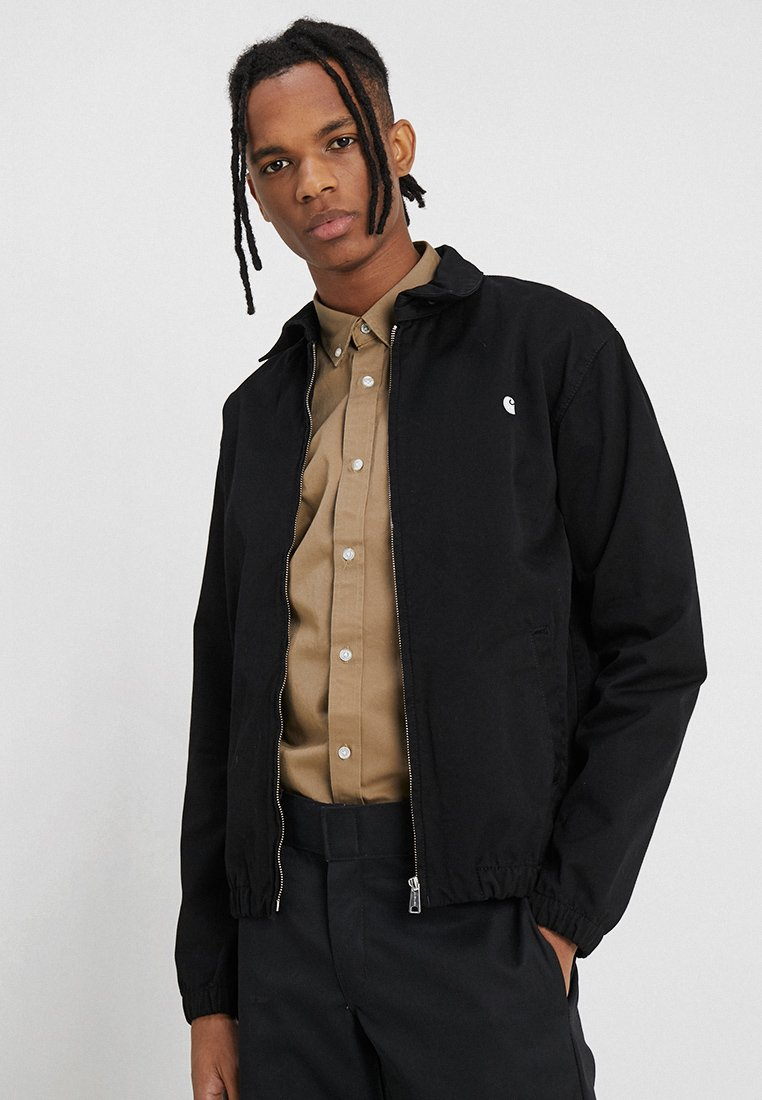 Carhartt WIP - MADISON JACKET - Tunn jacka - black
