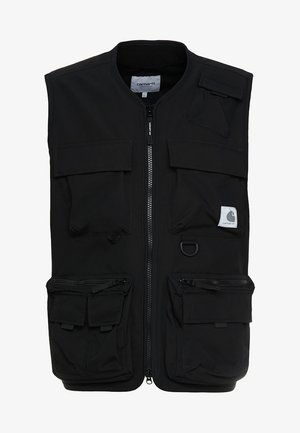 ELMWOOD VEST - Liivi - black
