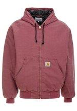 Active Jacket Dearborn   Kurtka Przejściowa   Dusty Fuchsia by Carhartt Wip
