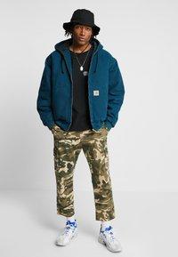 Carhartt WIP - ACTIVE JACKET DEARBORN - Lehká bunda - duck blue aged - 1