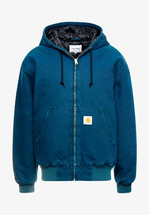 ACTIVE JACKET DEARBORN - Lehká bunda - duck blue aged