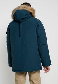 Carhartt WIP - ANCHORAGE - Winter jacket - duck blue - 2