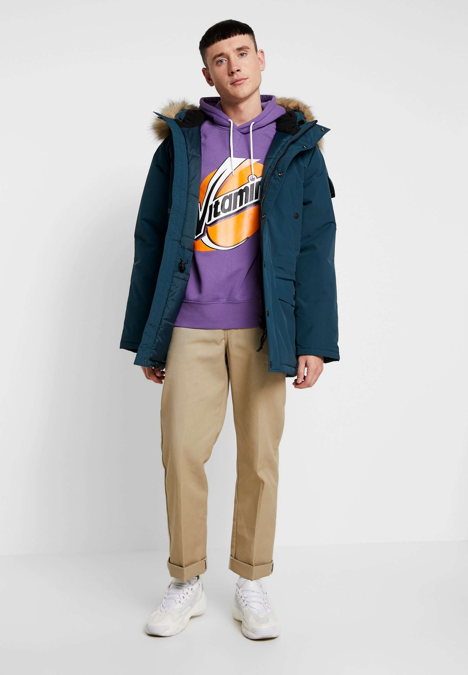 Carhartt Wip Anchorage - Vinterjacka Duck Blue