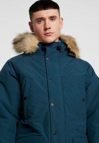 Carhartt WIP - ANCHORAGE - Winter jacket - duck blue - 4