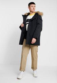 Carhartt WIP - ANCHORAGE - Chaqueta de invierno - black - 1