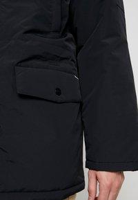 Carhartt WIP - ANCHORAGE - Chaqueta de invierno - black - 5