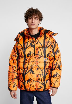 JONES  - Winterjas - orange