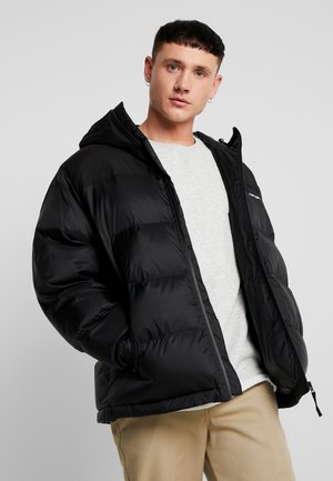 LARSEN JACKET - Winterjas - black