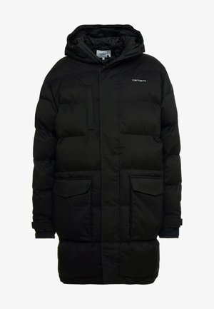 WEBER COAT - Winterjas - black