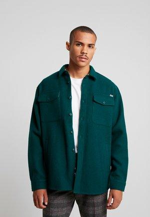 MILNER - Summer jacket - dark fir