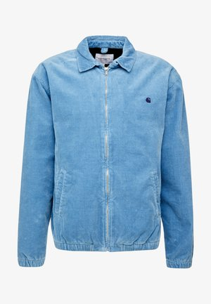 MADISON JACKET - Kurtka wiosenna - cold blue/dark navy rinsed
