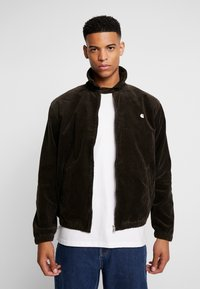 Carhartt WIP - MADISON JACKET - Summer jacket - tobacco - 0