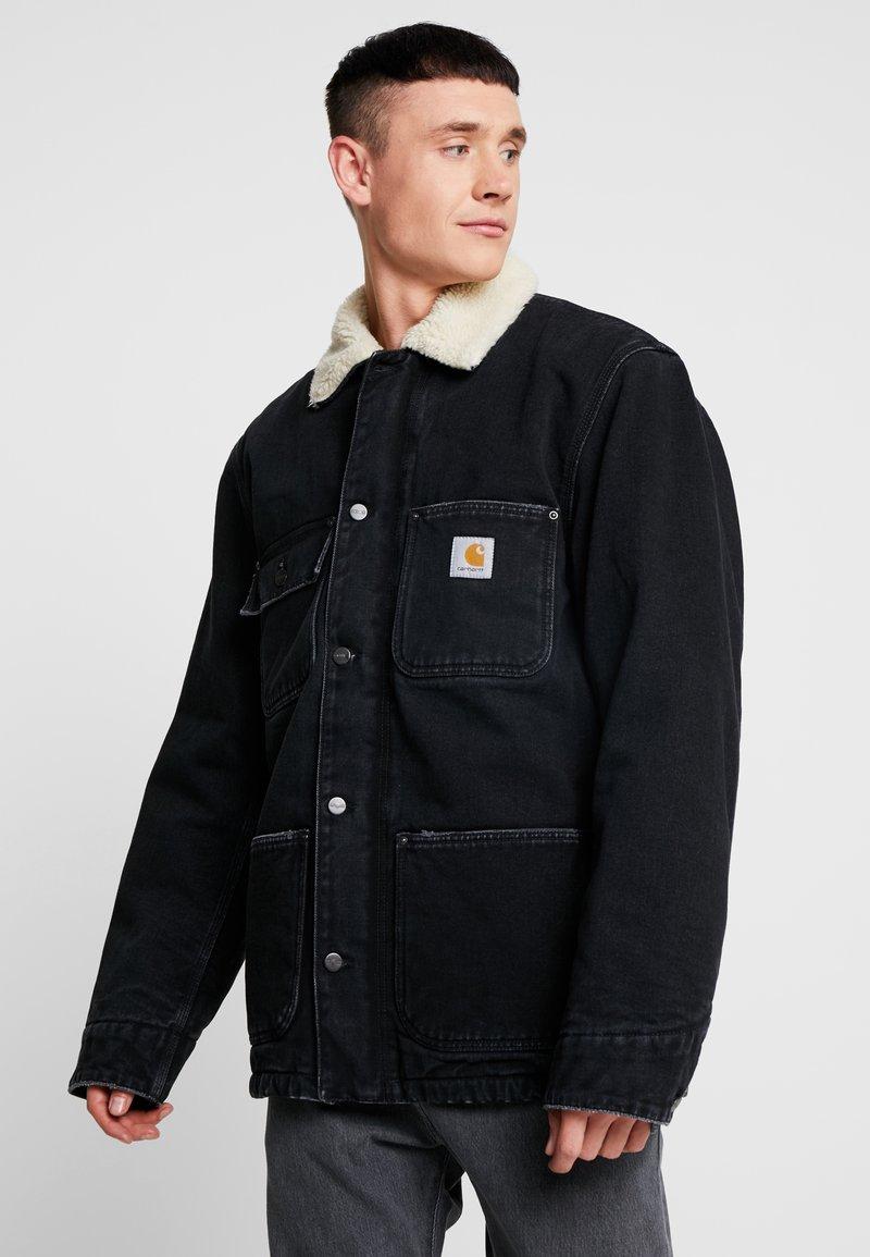 Carhartt WIP FAIRMOUNT COAT MAITLAND - Denim jacket ...