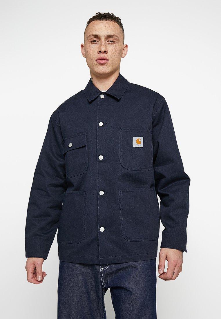 Carhartt WIP - CHORE COAT - Summer jacket - dark navy